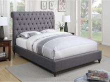 Devon Grey King Bed Available Online in Dallas Fort Worth Texas