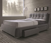 Fenbrook King Storage Bed Available Online in Dallas Fort Worth Texas