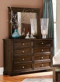 Homelegance Eunice Espresso Mir... Available Online in Dallas Fort Worth Texas