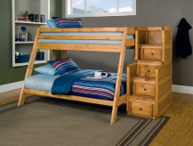 Wrangle Hill Twin/Full Staircase Bunk Bed Available Online in Dallas Fort Worth Texas