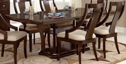 Homelegance Aubriella Cherry Dining Table Available Online in Dallas Fort Worth Texas