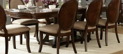 Homelegance Delavan Brown Cherry Dining Table Available Online in Dallas Fort Worth Texas