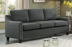 Homelegance Pagosa Dark Grey Sofa Available Online in Dallas Fort Worth Texas