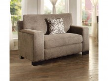 Homelegance Gowan Brown Chair Available Online in Dallas Fort Worth Texas