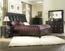 Avalon Dundee Place Queen 5pc Bedroom Group Available Online in Dallas Fort Worth Texas