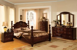 FOA Furniture Of America Tuscan King 5pc Bedroom Group Available Online in Dallas Fort Worth Texas