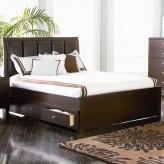 Lorretta King Storage Bed Available Online in Dallas Fort Worth Texas