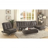 Coaster Erickson 4pc Bluetooth Sofa Bed Set Available Online in Dallas Fort Worth Texas