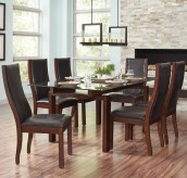 Rossine 7pc Dining Set Available Online in Dallas Texas