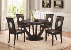 Coaster Stapleton 5pc Dining Set Available Online in Dallas Fort Worth Texas