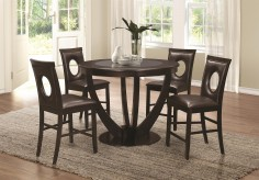 Stapleton 5pc Counter Height Dining Set Available Online in Dallas Texas