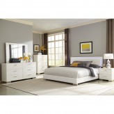 Felicity Queen LED 5pc Bedroom Group Available Online in Dallas Fort Worth Texas