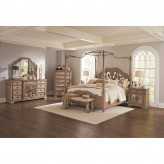 Ilana King 5pc Bedroom Group Available Online in Dallas Fort Worth Texas