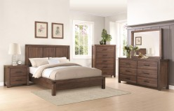 Coaster Lancashire King 5pc Platform Bedroom Group Available Online in Dallas Fort Worth Texas