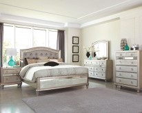 Bling Game Queen 5pc Bedroom Group Available Online in Dallas Fort Worth Texas