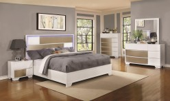 Havering King 5pc Platform Bedroom Group Available Online in Dallas Fort Worth Texas