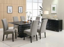 Stanton 5pc Gray Dining Room Set Available Online in Dallas Fort Worth Texas
