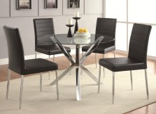 Coaster Vance 5pc Dining Room Set Available Online in Dallas Fort Worth Texas