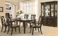 Coaster Meredith 7pc Dining Room Set Available Online in Dallas Fort Worth Texas
