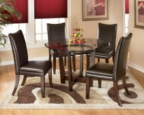Ashley Charrell 5pc Dining Room Set Available Online in Dallas Fort Worth Texas