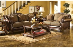 Ashley Claremore 2pc Sofa and Loveseat Set Available Online in Dallas Fort Worth Texas