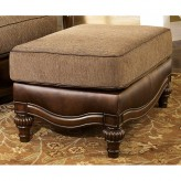 Ashley Claremore Ottoman Available Online in Dallas Fort Worth Texas