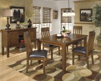 Ashley Ralene 5pc Rectangular Dining Room Set Available Online in Dallas Fort Worth Texas
