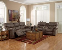 Ashley Alzena 2pc Power Reclining Sofa & Loveseat Set Available Online in Dallas Fort Worth Texas
