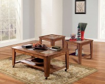 Ashley Toscana 3pc Coffee Table Set Available Online in Dallas Fort Worth Texas