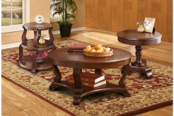 Ashley Brookfield 3pc Coffee Table Set Available Online in Dallas Fort Worth Texas