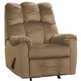 Ashley Raulo Mocha Rocker Recliner Available Online in Dallas Fort Worth Texas