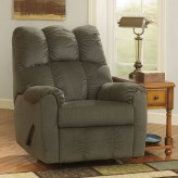 Ashley Raulo Moss Rocker Recliner Available Online in Dallas Fort Worth Texas