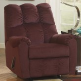Ashley Raulo Burgundy Rocker Recliner Available Online in Dallas Fort Worth Texas