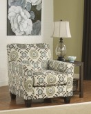 Ashley Corley Slate Accent Chair Available Online in Dallas Fort Worth Texas
