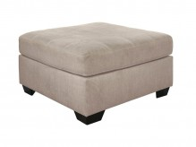Ashley Pitkin Pebble Oversized Accent Ottoman Available Online in Dallas Fort Worth Texas