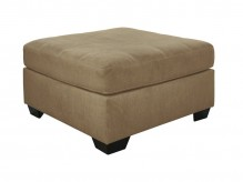 Ashley Pitkin Mocha Oversized Accent Ottoman Available Online in Dallas Fort Worth Texas