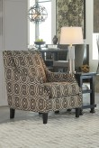 Ashley Bernat Accent Chair Available Online in Dallas Fort Worth Texas