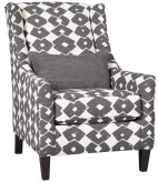 Ashley Brace Accent Chair Available Online in Dallas Fort Worth Texas