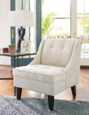 Ashley Cerdic Cream Accent Chair Available Online in Dallas Fort Worth Texas