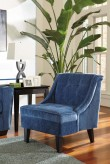 Ashley Cerdic Azure Accent Chair Available Online in Dallas Fort Worth Texas