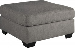 Ashley Larusi Iron Ottoman Available Online in Dallas Fort Worth Texas
