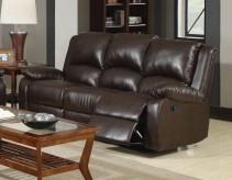 Coaster Boston Reclining Sofa Available Online in Dallas Fort Worth Texas