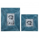 Ashley Baeddan Blue Photo Frame Available Online in Dallas Fort Worth Texas