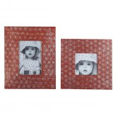 Bansi Orange Photo Frame Available Online in Dallas Fort Worth Texas