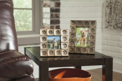 Ashley Jasiah Antique Gray Photo Frame Set of 2 Available Online in Dallas Fort Worth Texas
