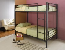 Coaster Denley Black Twin/Twin Bunk Bed Available Online in Dallas Fort Worth Texas