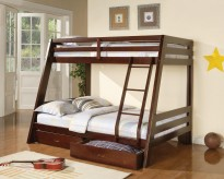Montell Twin/Full Storage Bunk Bed Available Online in Dallas Fort Worth Texas
