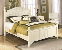 Ashley Cottage Retreat Queen Poster Bed Available Online in Dallas Fort Worth Texas