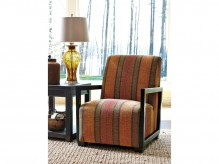 Ashley Fiera Brick Accent Chair Available Online in Dallas Fort Worth Texas