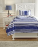 Ashley Taries Blue Twin Duvet Cover Set Available Online in Dallas Fort Worth Texas